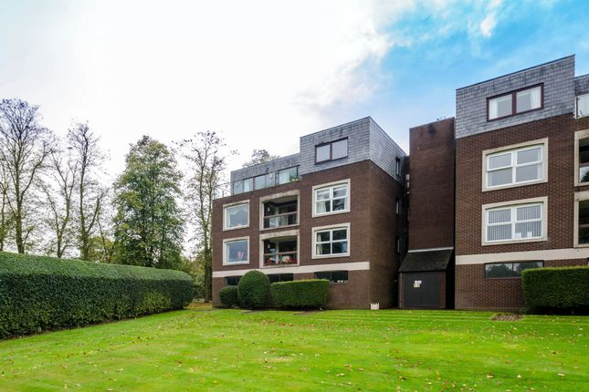 Thumbnail Flat to rent in Penthouse - Little Aston Hall Apartments, Little Aston, Sutton Coldfield