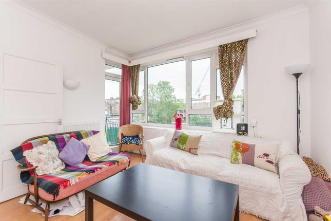 Thumbnail Flat to rent in St. Pancras Way, London
