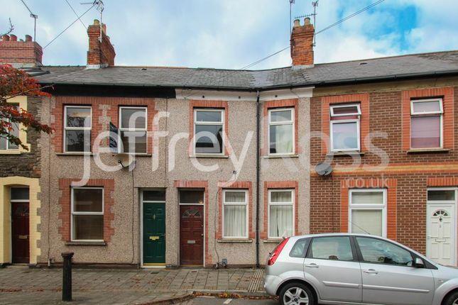 Thumbnail Property to rent in Cyfarthfa Street, Roath, Cardiff