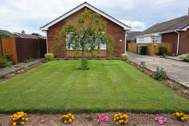 Thumbnail Detached bungalow for sale in Sydney Drive, Skegness