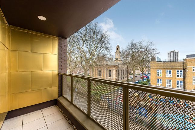 Thumbnail Flat for sale in The Residence Hoxton, London