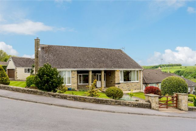Thumbnail Detached bungalow for sale in Meadowcroft, Hillcrest, Collingham, Wetherby