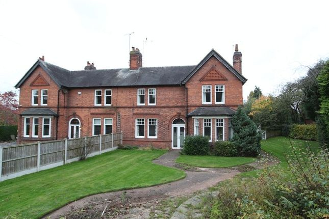 Thumbnail Property for sale in The Woodside, Baldwins Gate, Newcastle-Under-Lyme