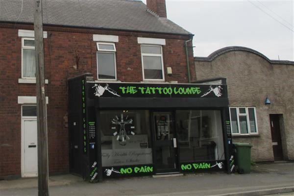 Thumbnail Retail premises for sale in Nottingham Road, Somercotes, Alfreton