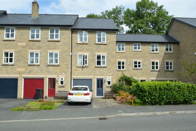 Thumbnail Town house to rent in Ingersley Vale, Bollington, Macclesfield, Cheshire