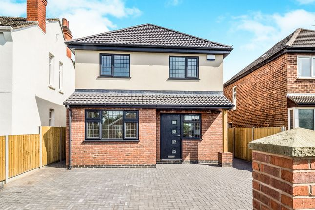 4 bed detached house for sale in Woodlands Road, Binley Woods, Coventry