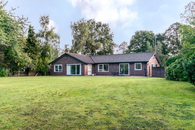 Thumbnail Detached bungalow for sale in Brook Gardens, Coombe, Kingston Upon Thames