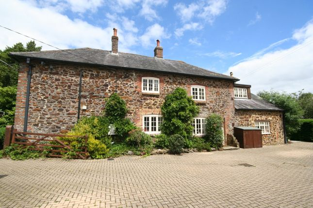 Thumbnail Farmhouse for sale in Castle Farm House, Lytchett Matravers, Dorset