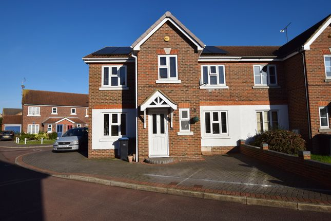 Thumbnail Semi-detached house for sale in Westbury Rise, Church Langley, Harlow