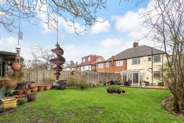 Semi-detached house for sale in Lavidge Road, Mottingham