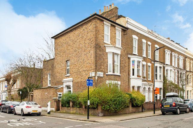 Thumbnail End terrace house for sale in Elderfield Road, London