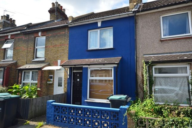 2 bed terraced house to rent in Northcote Road, Gravesend DA11