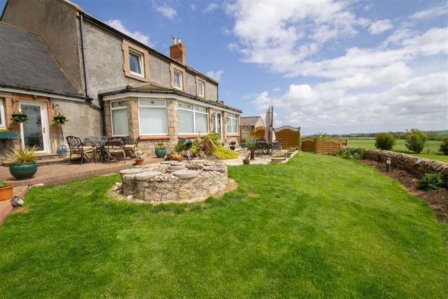 Semi-detached house for sale in North Ancroft Farm, Ancroft, Berwick-Upon-Tweed