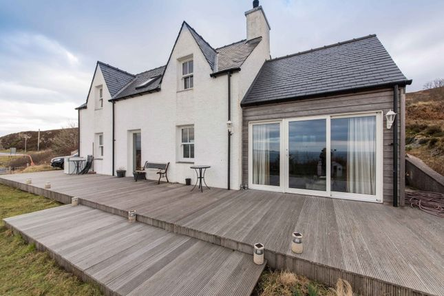 Thumbnail Detached house for sale in Annie's Brae, Mallaig, Lochaber