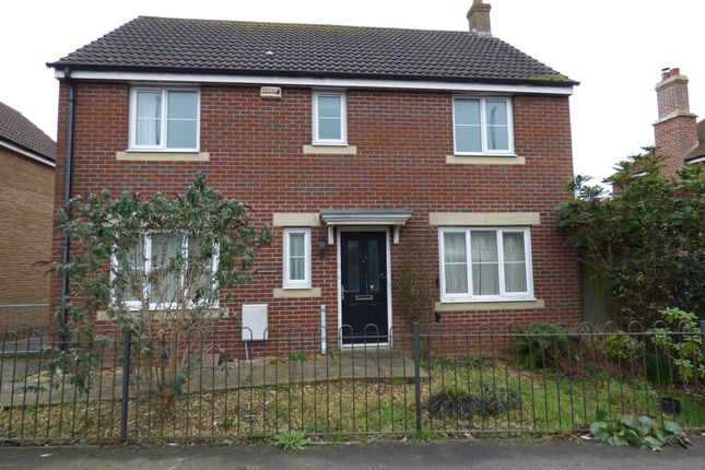 Thumbnail Detached house for sale in Shaftesbury Road, Gillingham