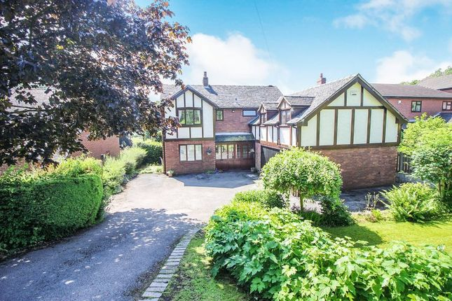 Thumbnail Detached house for sale in Railway Cottages, Leek Road, Cheddleton, Leek