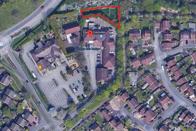 Thumbnail Land for sale in Teal Way, Kingfisher Park, Nuneaton