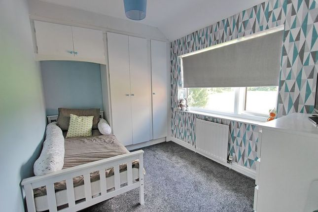 Bedroom Three of Heywood Road, Prestwich, Manchester M25