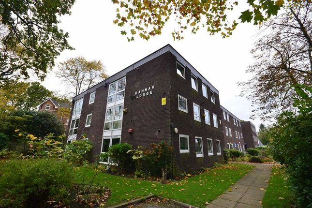 Thumbnail Flat to rent in Hannah Lodge, Palatine Road, Didsbury, Manchester, Greater Manchester