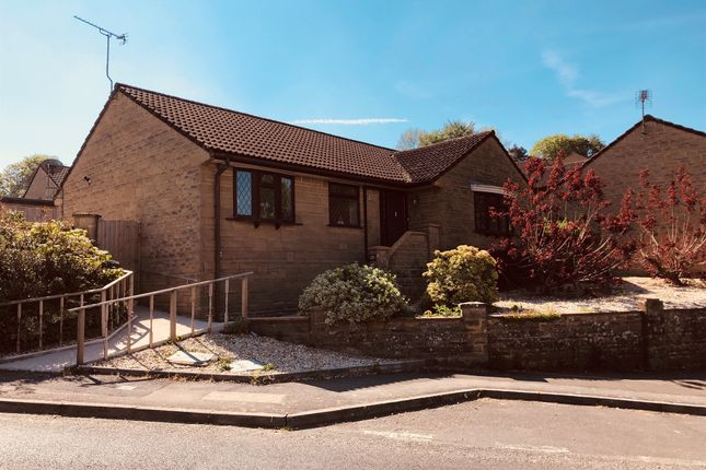 Thumbnail Detached bungalow for sale in Ashlands Road, Crewkerne