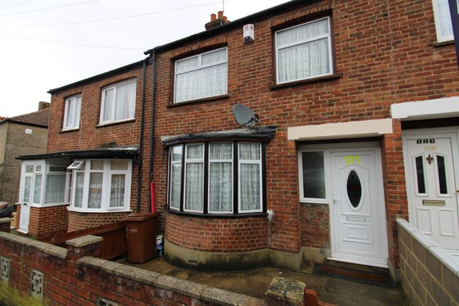 Thumbnail Terraced house to rent in Rochester Street, Chatham