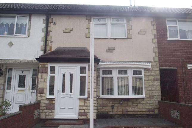 Thumbnail Terraced house to rent in Windermere Drive, Kirkby, Liverpool