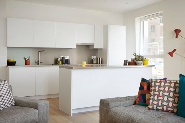 Thumbnail Flat for sale in The Boiler House, Blyth Road, Hayes