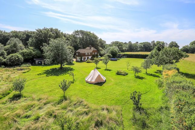 4 bed detached house for sale in Broadhanger, Froxfield, Petersfield, Hampshire GU32