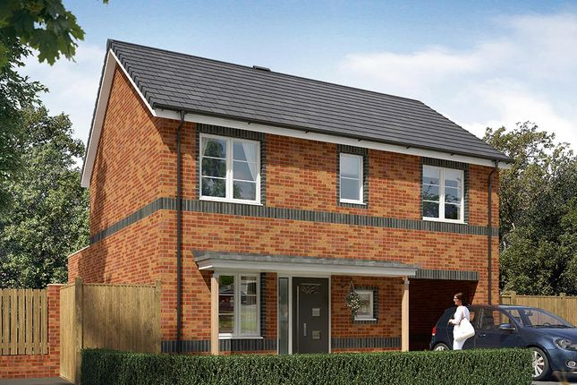 "Thumbnail Detached house for sale in ""The Morton"" at Cobblers Lane, Pontefract"