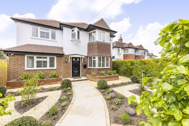 Thumbnail Detached house to rent in Rectory Lane, Long Ditton, Surbiton
