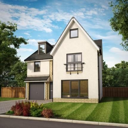 Thumbnail Property for sale in Healds Drive, Strathaven