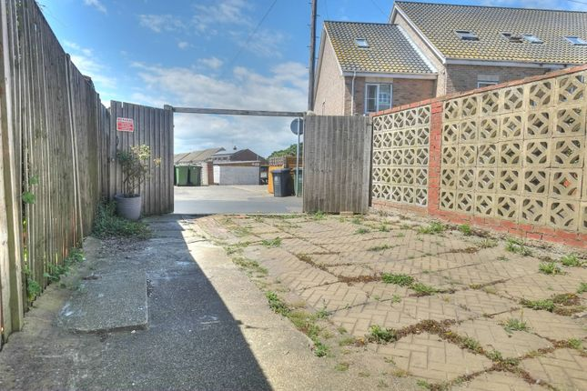 Garden of High Street, Gorleston NR31