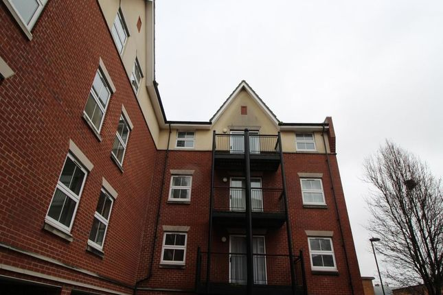 Thumbnail Flat to rent in Briton Street, Southampton