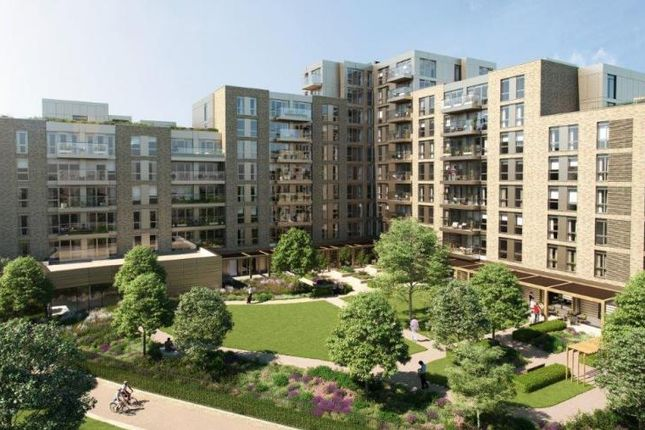 Thumbnail Flat for sale in Thomas Sawyer Way, Watford, Hertfordshire
