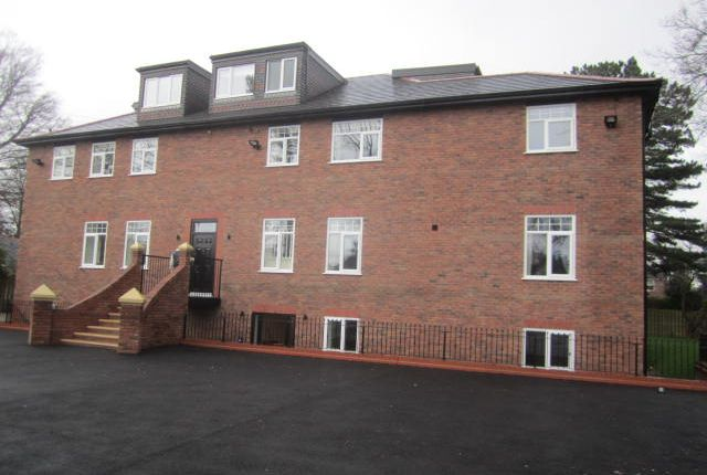 Thumbnail Flat to rent in Twiss Green Lane, Culcheth, Warrington, Cheshire