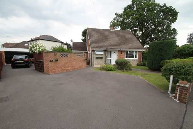 Thumbnail Detached house to rent in Brook Close, Sarisbury Green