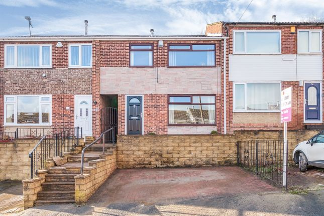 Thumbnail Terraced house for sale in Cornmill Drive, Liversedge
