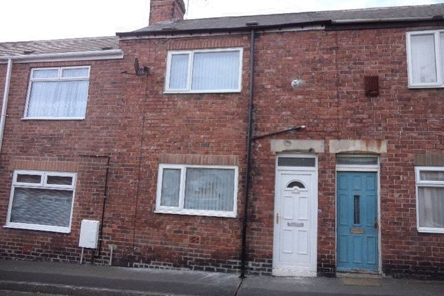 Thumbnail Terraced house to rent in West Street, Grange Villa, Chester Le Street