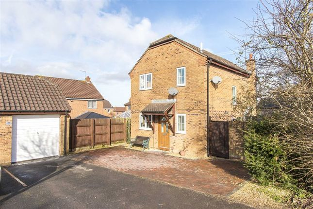 Thumbnail Detached house for sale in Huckley Way, Bradley Stoke, Bristol