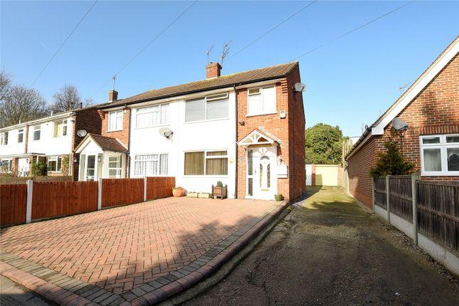 Thumbnail Semi-detached house for sale in Caxton Drive, Uxbridge, Middx
