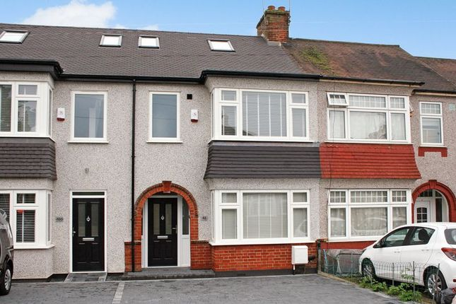 Terraced house to rent in Queens Park Road, Harold Wood, Romford