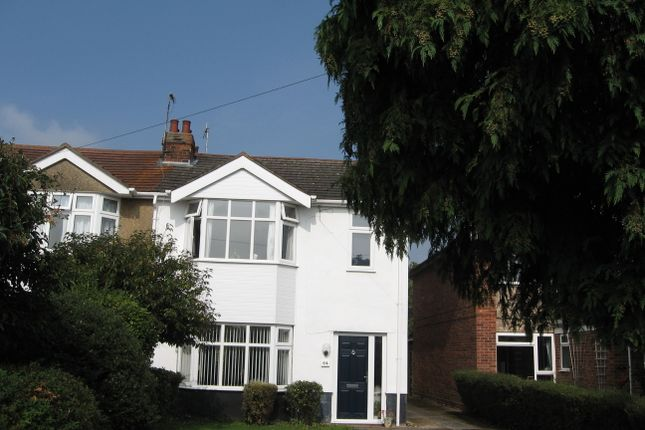 Thumbnail Semi-detached house to rent in Heath Road, Colchester