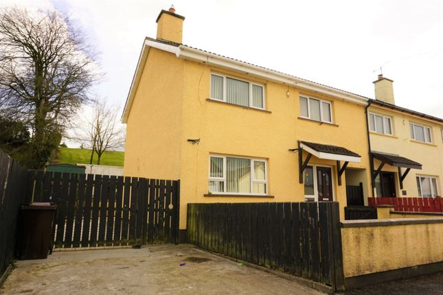 3 bed end terrace house for sale in Allen Park, Strabane BT82