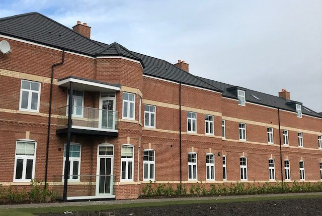 Thumbnail Flat to rent in St Mary Park, Stannington, Morden, Northumberland