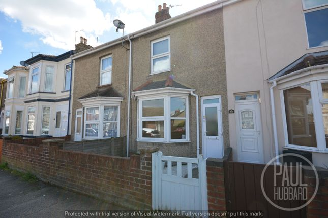 Thumbnail Terraced house to rent in Lorne Park Road, Lowestoft, Suffolk
