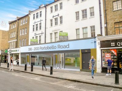 Thumbnail Retail premises to let in Portobello Road, London