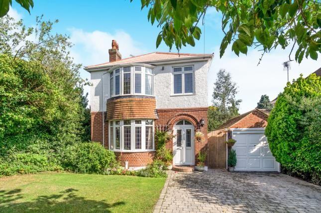 Thumbnail Detached house for sale in Sylvan Road, Rainham, Gillingham, Kent