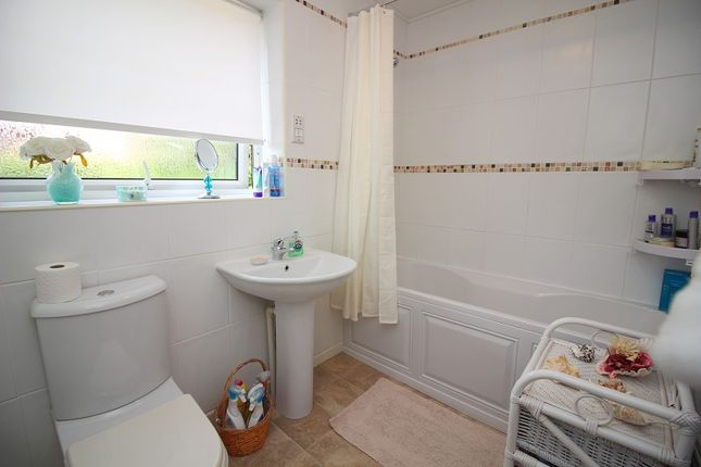 Bathroom of Tremains Court, Brackla, Bridgend, Bridgend County. CF31