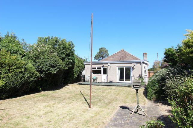 Thumbnail Detached bungalow for sale in Parsonage Lane, Sutton At Hone, Kent