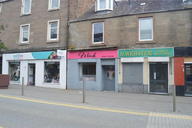 Thumbnail Retail premises to let in 123 High Street, Dundee, City Of Dundee